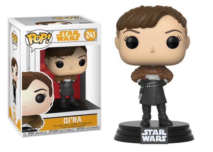 Gwiezdne Wojny: Han Solo - Qi'Ra