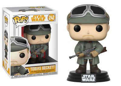 Gwiezdne Wojny: Han Solo - Tobias Beckett