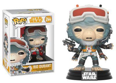 Gwiezdne Wojny: Han Solo - Rio Durant