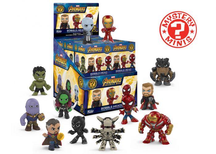 Avengers: Wojna bez granic - Mystery Minis w ciemno