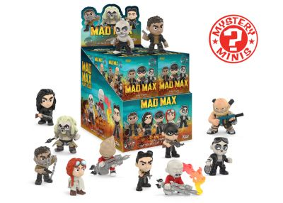 Mad Max - Mystery Minis w ciemno
