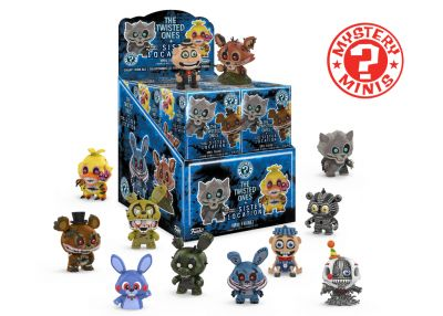 Five Nights At Freddy's - Mystery Minis w ciemno