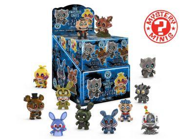 Five Nights At Freddy's - Mystery Minis w ciemno