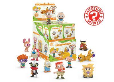 Nickelodeon - Mystery Minis w ciemno