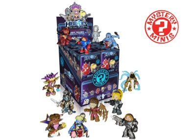 Heroes of the Storm - Mystery Minis w ciemno