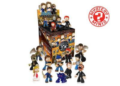 Supernatural - Mystery Minis w ciemno