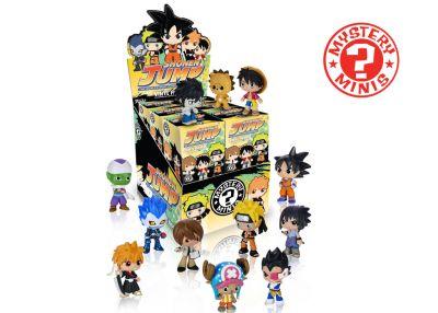 Kultowe anime 2 - Mystery Minis w ciemno