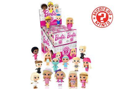 Barbie - Mystery Minis w ciemno