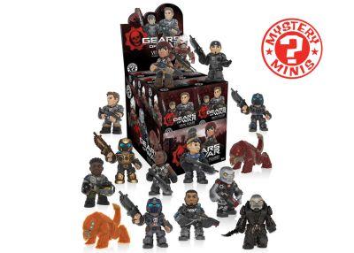 Gears of War - Mystery Minis w ciemno