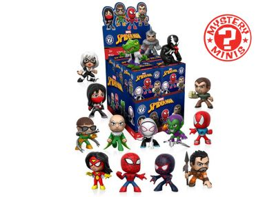 Spider-Man - Mystery Minis w ciemno