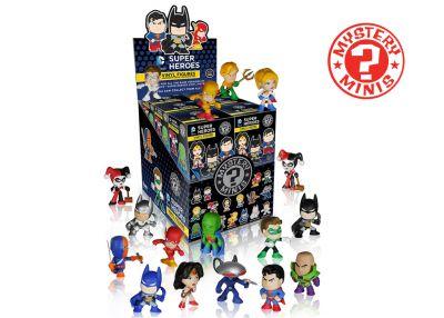 Klasyczne DC - Mystery Minis w ciemno