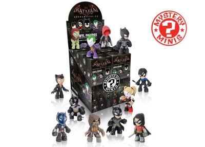 Batman: Arkham - Mystery Minis w ciemno