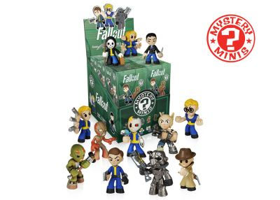 Fallout - Mystery Minis w ciemno