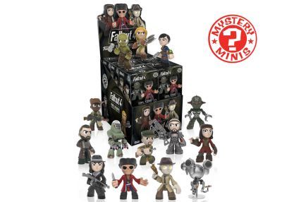 Fallout 2 - Mystery Minis w ciemno