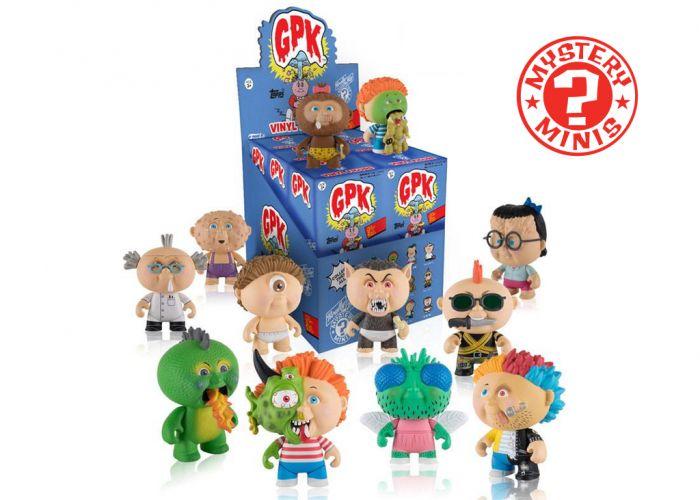 Garbage Pail Kids 2 - Mystery Minis w ciemno