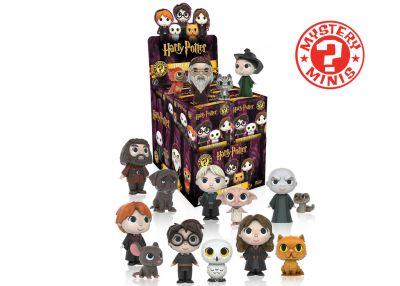 Harry Potter - Mystery Minis w ciemno
