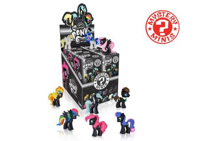 My Little Pony - Mystery Minis w ciemno