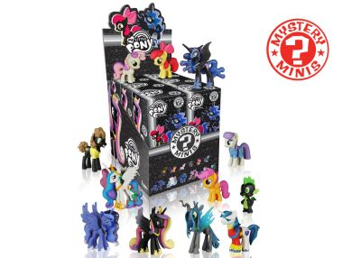My Little Pony 2 - Mystery Minis w ciemno