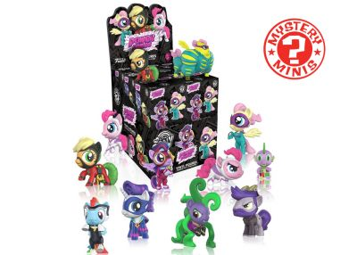 My Little Pony 3 - Mystery Minis w ciemno