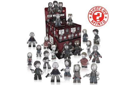 The Walking Dead 3 - Mystery Minis w ciemno