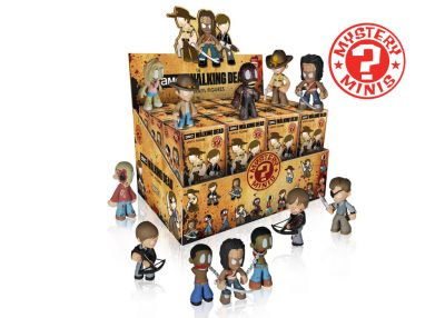 The Walking Dead 4 - Mystery Minis w ciemno