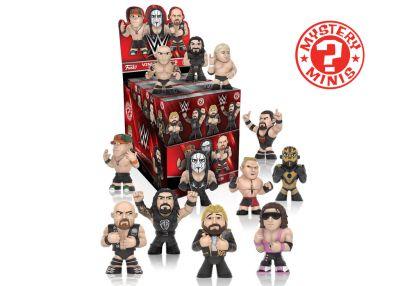 WWE 2 - Mystery Minis w ciemno