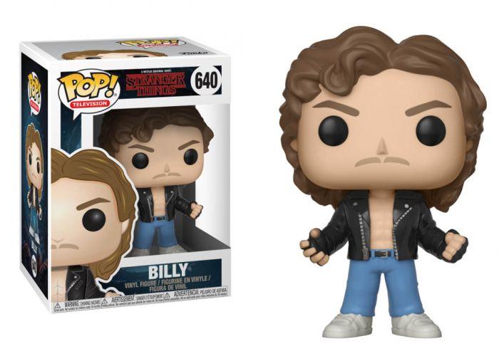 Stranger Things - Billy