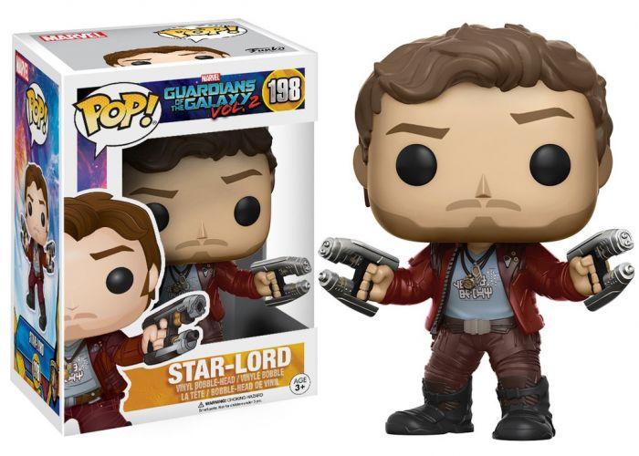 Strażnicy Galaktyki vol. 2 - Star-Lord