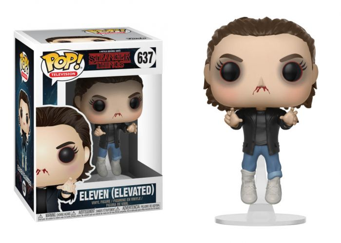 Stranger Things - Eleven 4