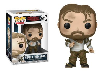 Stranger Things - Hopper 3