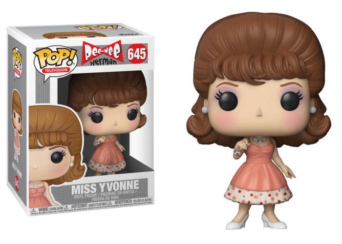 Pee-Wee Herman - Miss Yvonne