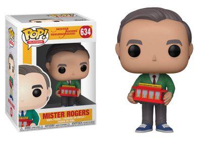 Mister Rogers' Neighborhood - Pan Rogers