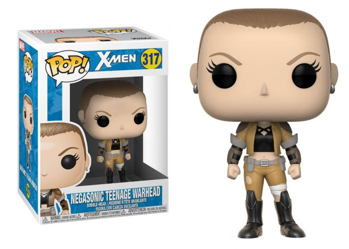 X-men - Negasonic Warhead
