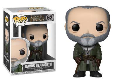Gra o Tron - Davos Seaworth