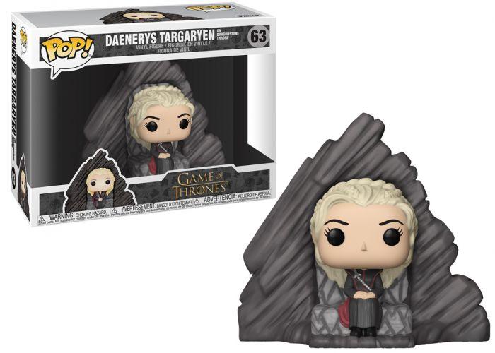 Gra o Tron - Daenerys na tronie