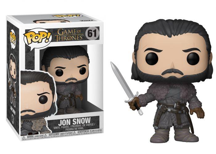 Gra o Tron - Jon Snow 3