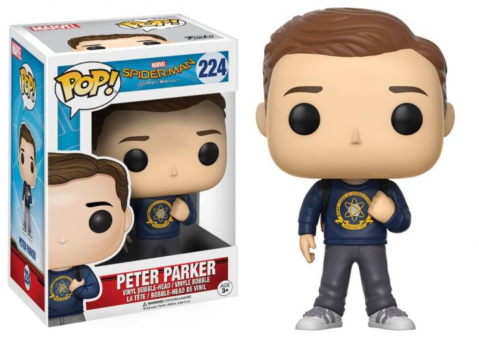 Spider-Man: Homecoming - Peter Parker