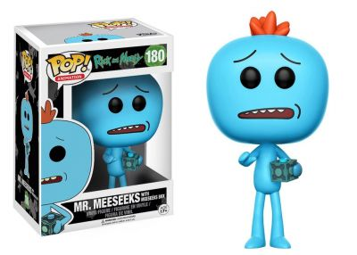 Rick and Morty - Meeseeks 2