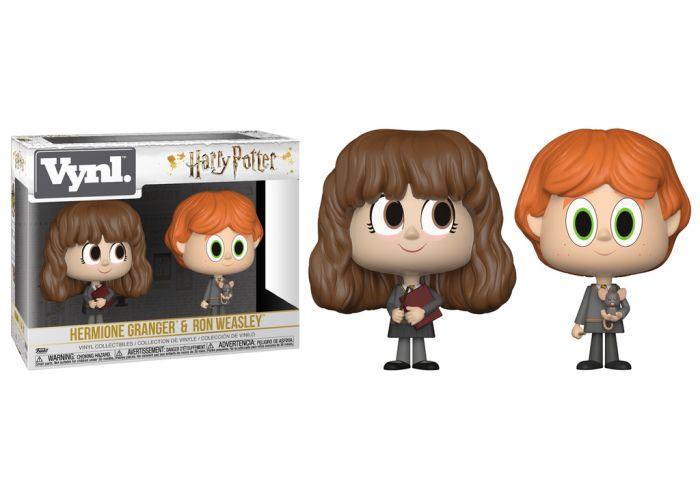 Harry Potter - Hermione & Ron Weasley