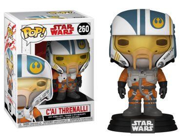 Gwiezdne Wojny: Ostatni Jedi - C'ai Threnalli