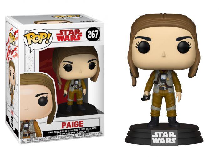 Gwiezdne Wojny: Ostatni Jedi - Paige