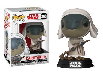 Gwiezdne Wojny: Ostatni Jedi - Caretaker