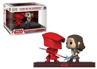 Gwiezdne Wojny: Ostatni Jedi - Rey & Praetorian Guard