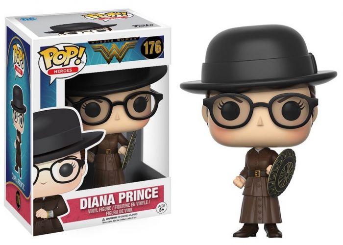 Wonder Woman - Diana Prince