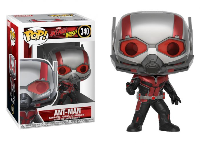 Ant-Man i Osa - Ant-Man