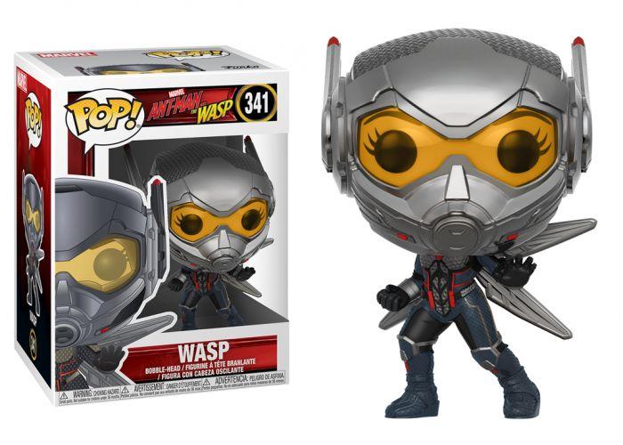 Ant-Man i Osa - Osa