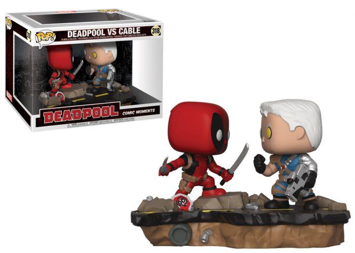 Deadpool - Deadpool & Cable