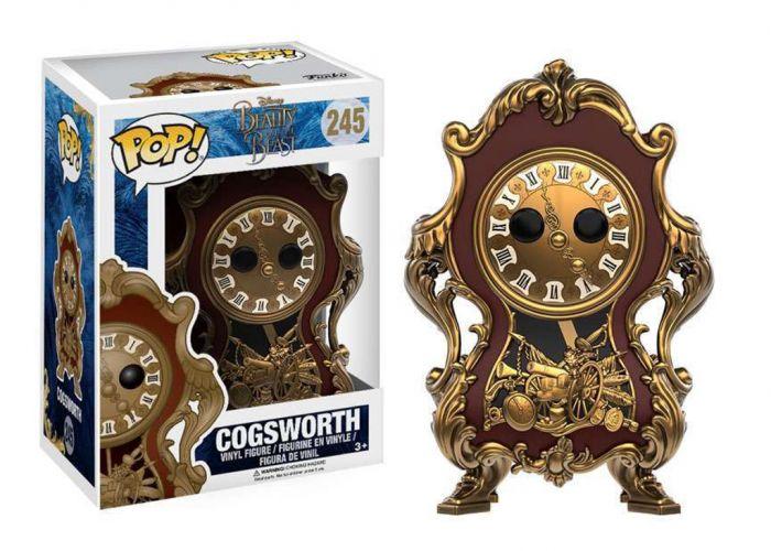Piękna i Bestia - Cogsworth