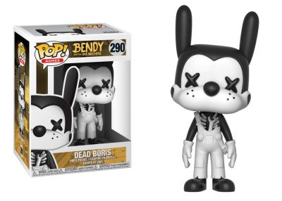 Bendy - Dead Boris