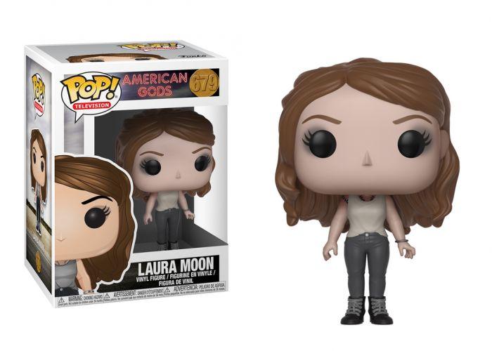 Amerykańscy Bogowie - Laura Moon